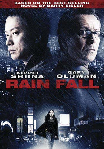 Rain Fall DVD Movie