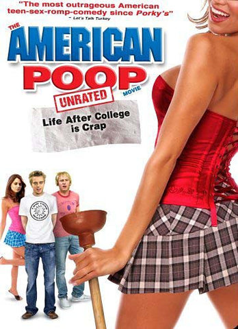 The American Poop Movie (Unrated) DVD Movie