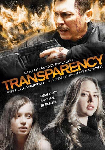 Transparency DVD Movie