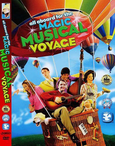 All Aboard for the Magical Musical Voyage DVD Movie