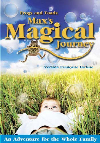 Frogs And Toads - Max's Magical Journey DVD Movie
