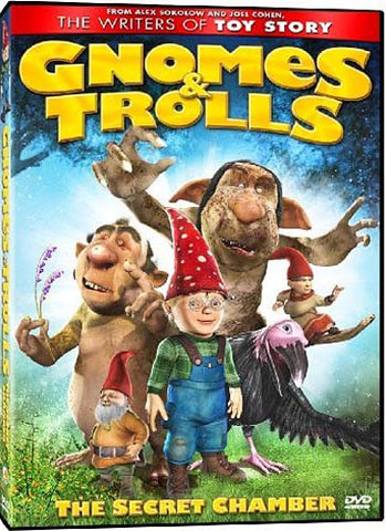 Gnomes & Trolls - The Secret Chamber DVD Movie