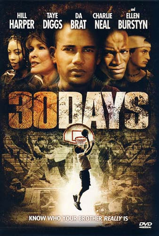 30 Days DVD Movie