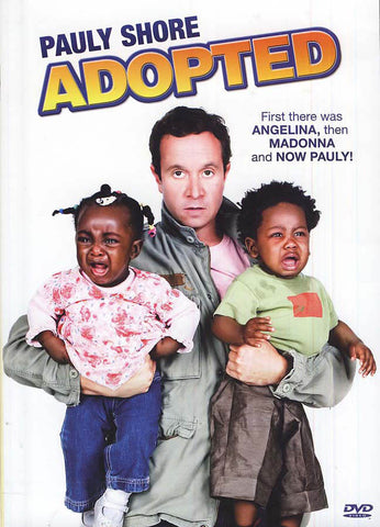 Adopted DVD Movie