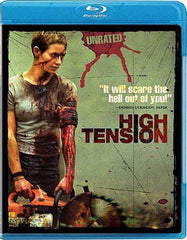 High Tension (Uncut) (Bilingual) (Blu-ray)
