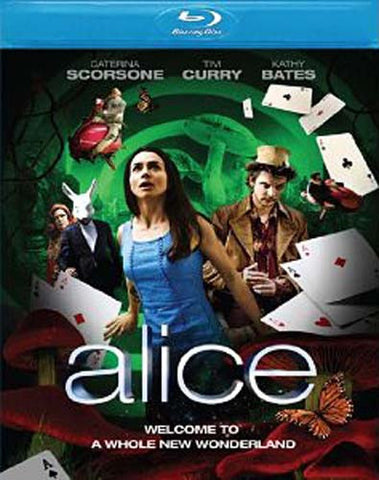 Alice (2009 Miniseries) (Blu-ray) BLU-RAY Movie