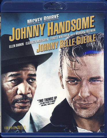 Johnny Handsome (Bilingual) (Blu-ray) BLU-RAY Movie