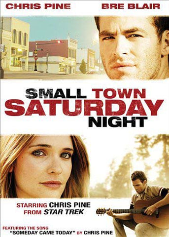 Small Town Saturday Night DVD Movie
