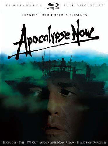 Apocalypse Now - (Three-Disc Full Disclosure Edition) (Boxset) (Blu-ray) (MAPLE) BLU-RAY Movie