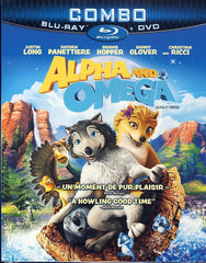 Alpha And Omega (DVD+Blu-ray+Digital Combo) (Bilingual) (Blu-ray)