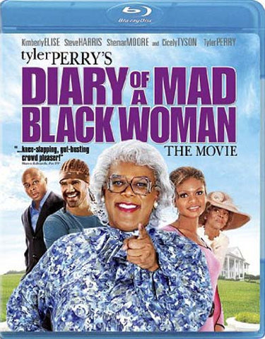 Diary of a Mad Black Woman - The Movie (Blu-ray) BLU-RAY Movie
