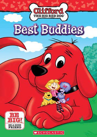 Clifford The Big Red Dog - Best Buddies DVD Movie