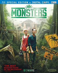 Monsters (Special Edition + Digital Copy) (Blu-ray)