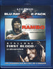 Rambo: The Fight Continues / Rambo - First Blood (Bilingual) (Blu-ray) BLU-RAY Movie