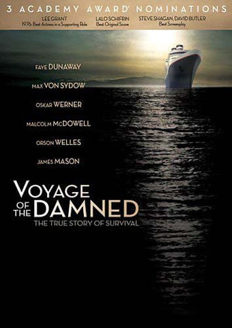 Voyage of the Damned (MAPLE) DVD Movie