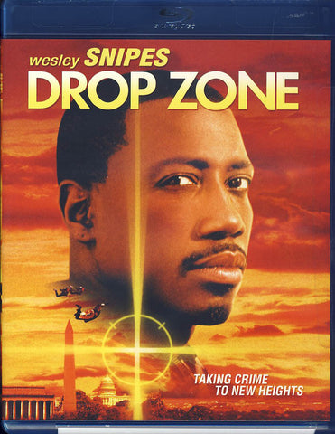 Drop Zone (Blu-ray) BLU-RAY Movie