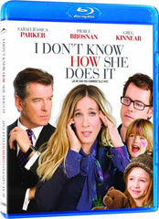 I Don t Know How She Does It (Blu-ray) (billingual)