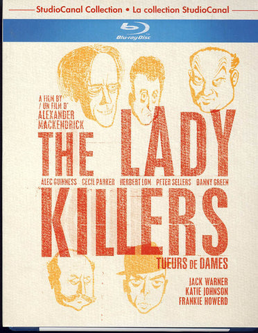 The Ladykillers (StudioCanal Collection) (Bilingual) (Blu-ray) BLU-RAY Movie