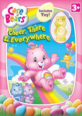 Care Bears - Cheer, There & Everywhere (Includes Toy) (Boxset)