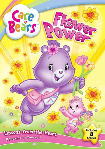 Care Bears - Flower Power DVD Movie