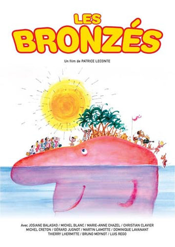 Les Bronzes DVD Movie