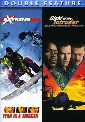 Extreme Ops / Flight of the Intruder (Double Feature) DVD Movie