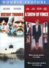 Distant Thunder / A Show of Force (Double Feature) DVD Movie