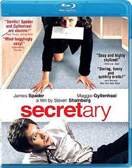 Secretary (Bilingual) (Blu-ray)