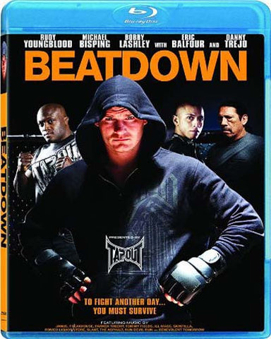 Beatdown (Blu-ray) BLU-RAY Movie
