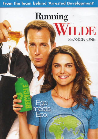 Running Wilde - Season One DVD Movie