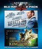 The Bank Job/The Forbidden Kingdom(Bilingual)(Blu-ray) BLU-RAY Movie