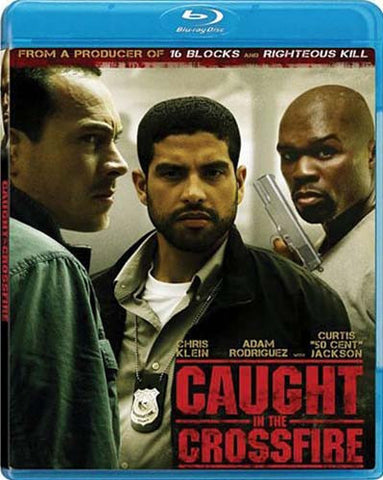 Caught in the Crossfire (Blu-ray) BLU-RAY Movie