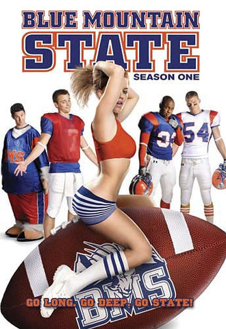 Blue Mountain State - Season One DVD Movie