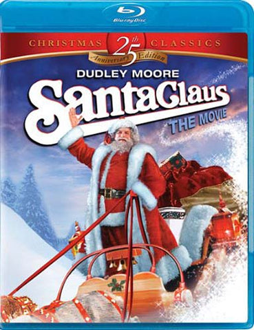 Santa Claus - The Movie (25th Anniversary Edition) (Blu-ray) (MAPLE) BLU-RAY Movie