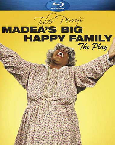 Madea's Big Happy Family - The Play (Blu-ray) (USED) BLU-RAY Movie