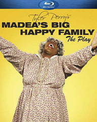 Madea's Big Happy Family - The Play (Blu-ray) (USED)