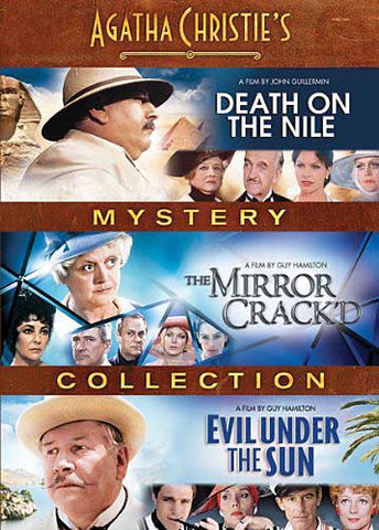 Agatha Christie's Mystery Collection (Boxset) DVD Movie