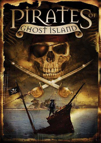 Pirates of Ghost Island DVD Movie
