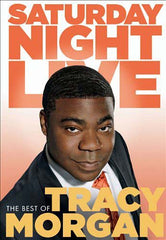 Saturday Night Live - The Best of Tracy Morgan (white cover)
