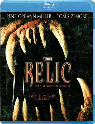 The Relic (Blu-ray) BLU-RAY Movie