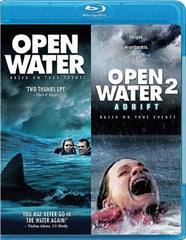 Open Water / Open Water 2: Adrift (Double Feature) (Blu-ray)