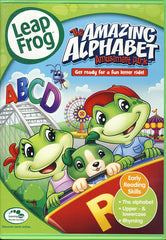 Leap Frog - The Amazing Alphabet Amusement Park (LG)