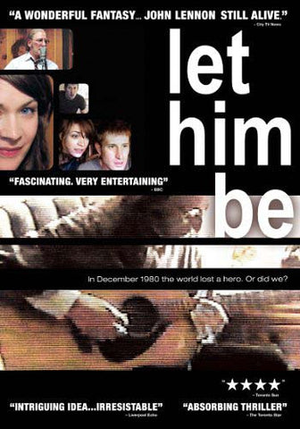 Let Him Be DVD Movie