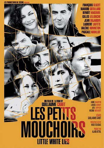 Les Petits Mouchoirs (Little White Lies) DVD Movie