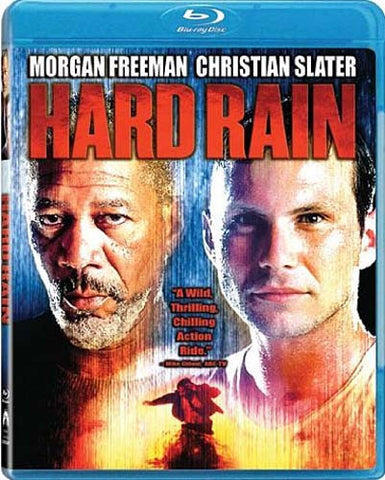 Hard Rain (Blu-ray) BLU-RAY Movie