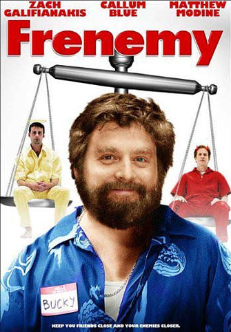 Frenemy DVD Movie