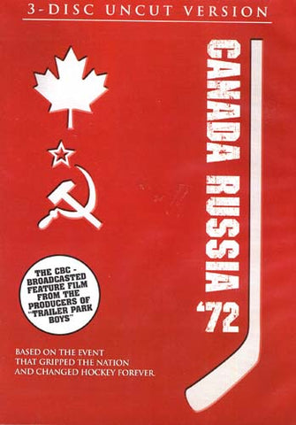 Canada Russia 72 (3-Disc Set) (Keepcase) DVD Movie