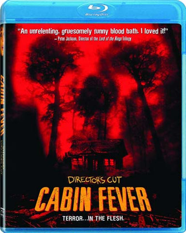 Cabin Fever (Director's Cut) (Blu-ray) BLU-RAY Movie