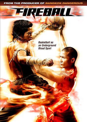 Fireball DVD Movie