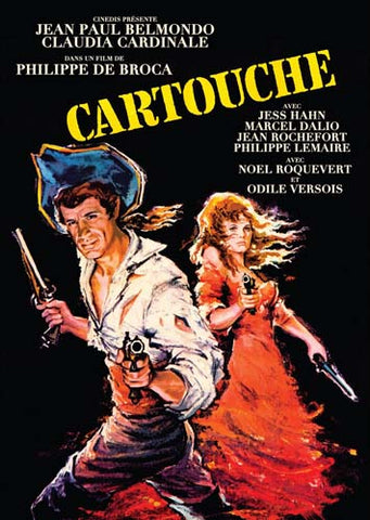 Cartouche (No English Subtitles) DVD Movie